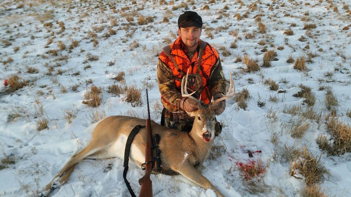 Bret's buck