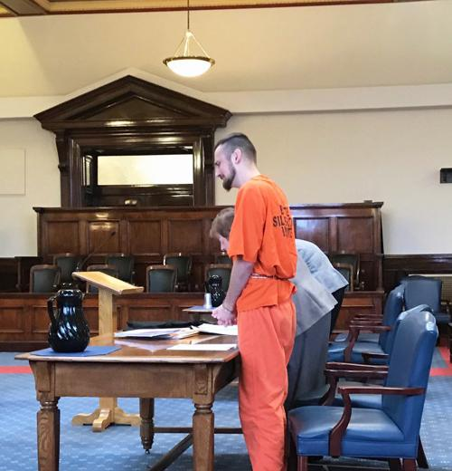 Austin Johnson sentenced