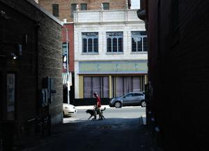 Alley makeover gains support from commissioners