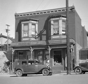 Mining City History: The Coughlins of Granite Street