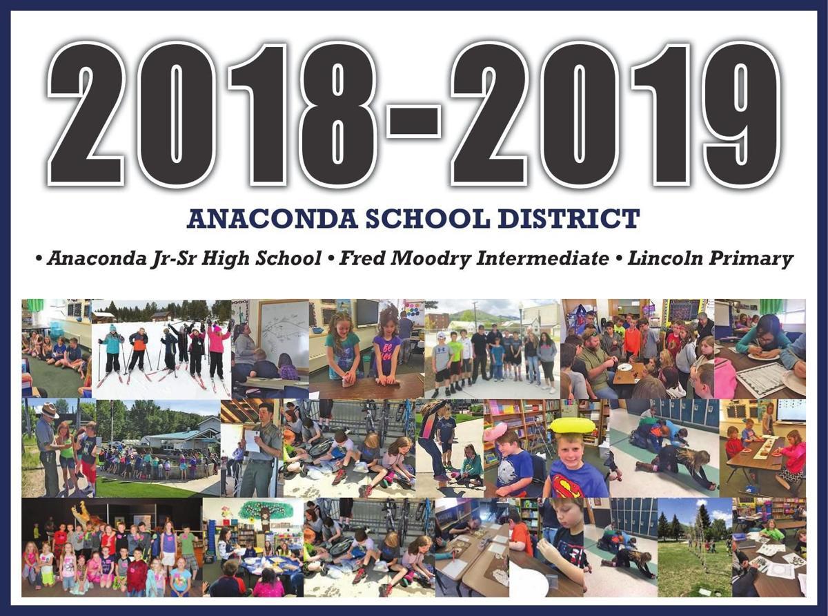 Anaconda School Calendar 2018-2019