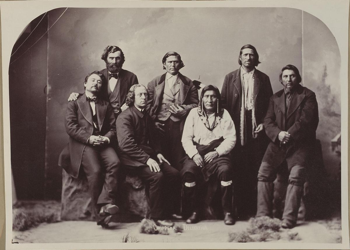 Anishinaabe (Chippewa/Ojibwa) Delegation