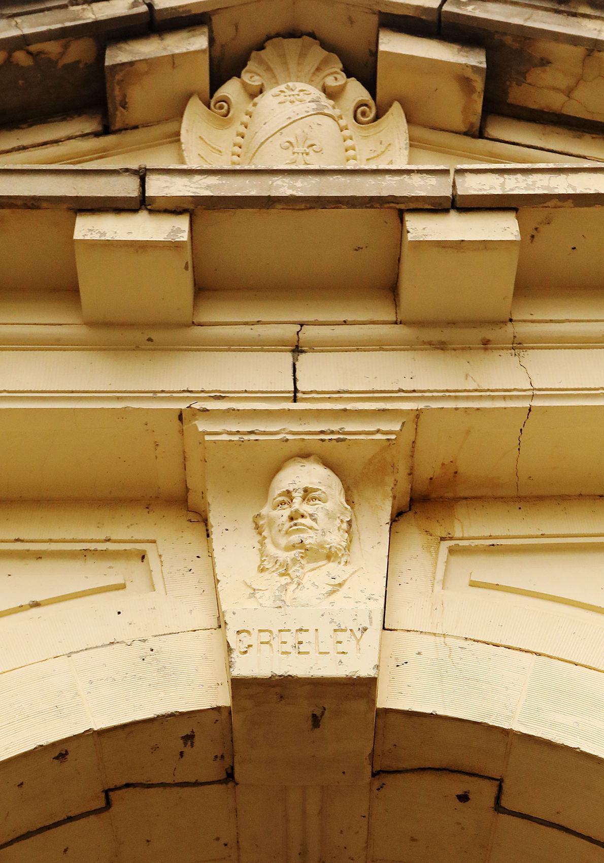 Greeley School facade