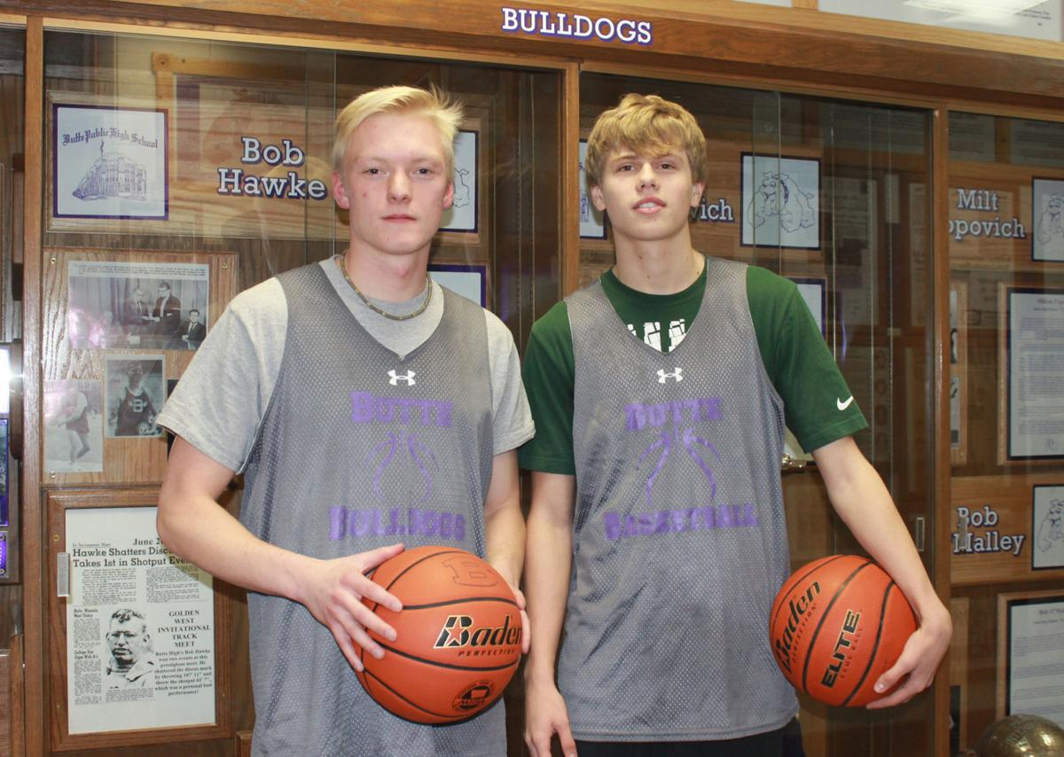 Butte Boys Basketball Preview: Lathan Ricketts, Clay Ferguson