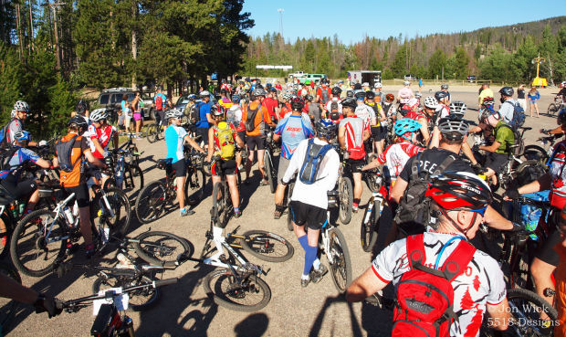 Pros, local riders taking on Butte 100 today; Race official: Field will be 'even more competitive than we've ever seen'