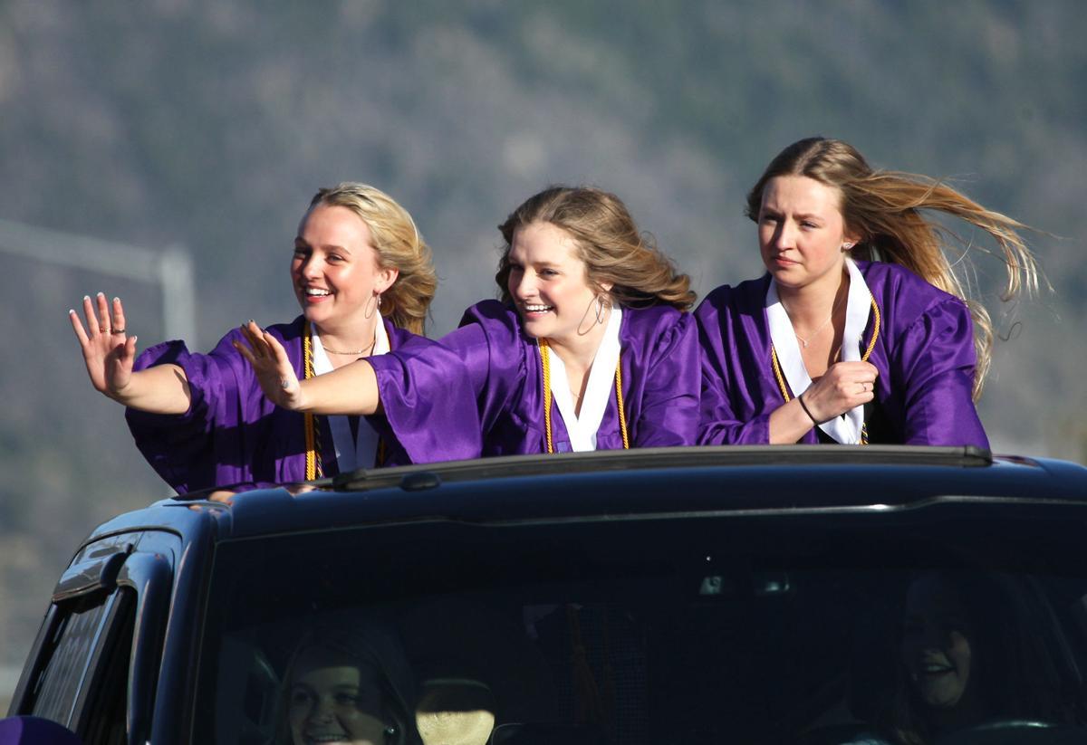 Butte High Graduation 9