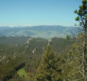 Check out Humbug Spires in day hike