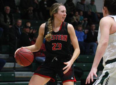 No. 3 Montana Western women top Montana Tech hours after receiving first-ever No. 1 poll votes