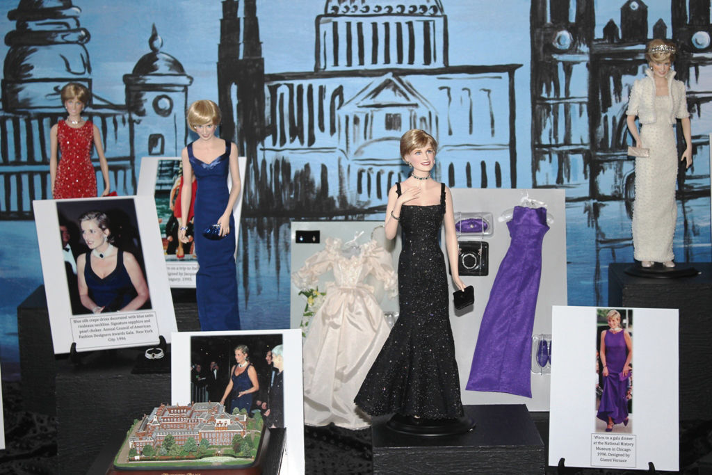 Princess Diana exhibit opens May 15 in Deer Lodge   TGIF ...