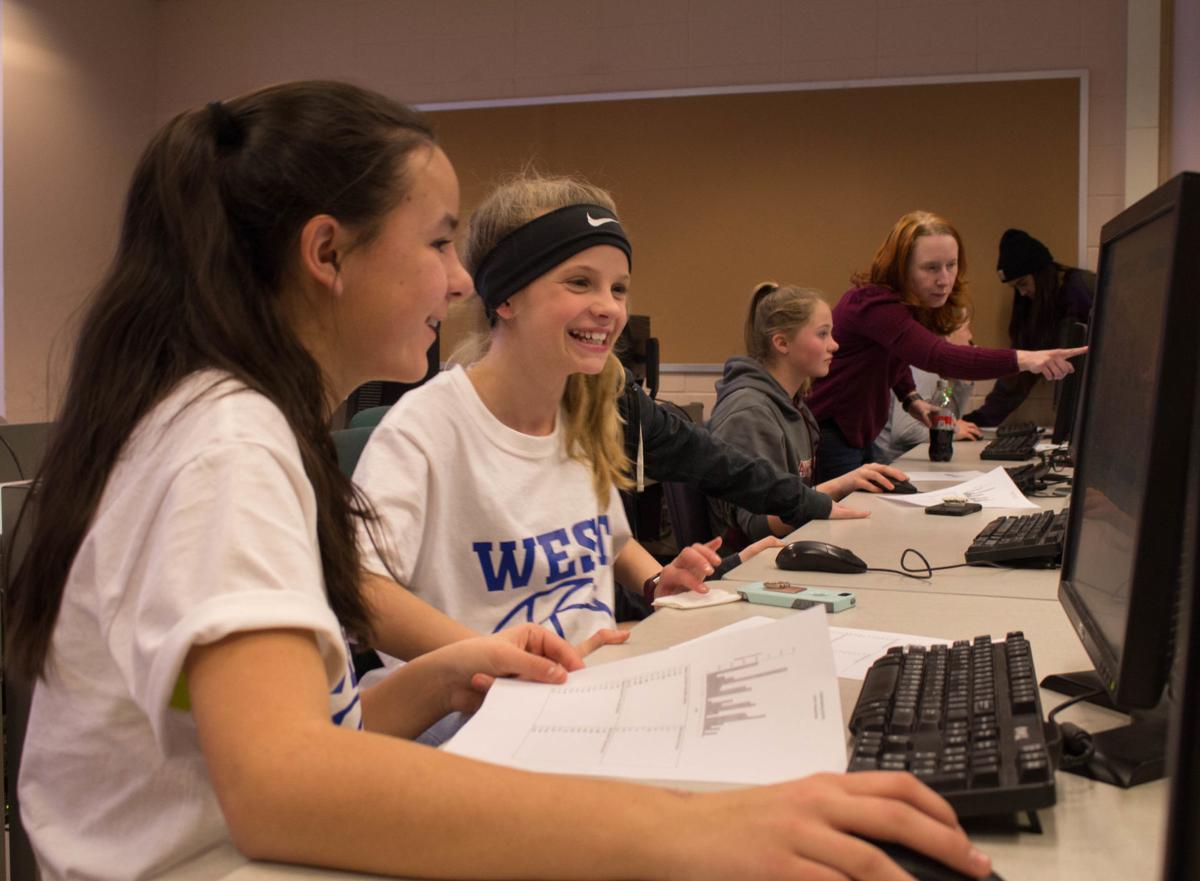 GEMS Club empowers young teenage girls