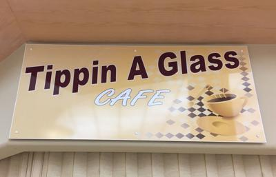 Tippin A Glass