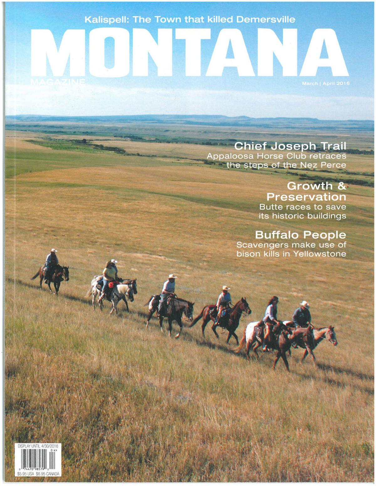 Looking back on half a century of Montana Magazine covers | State