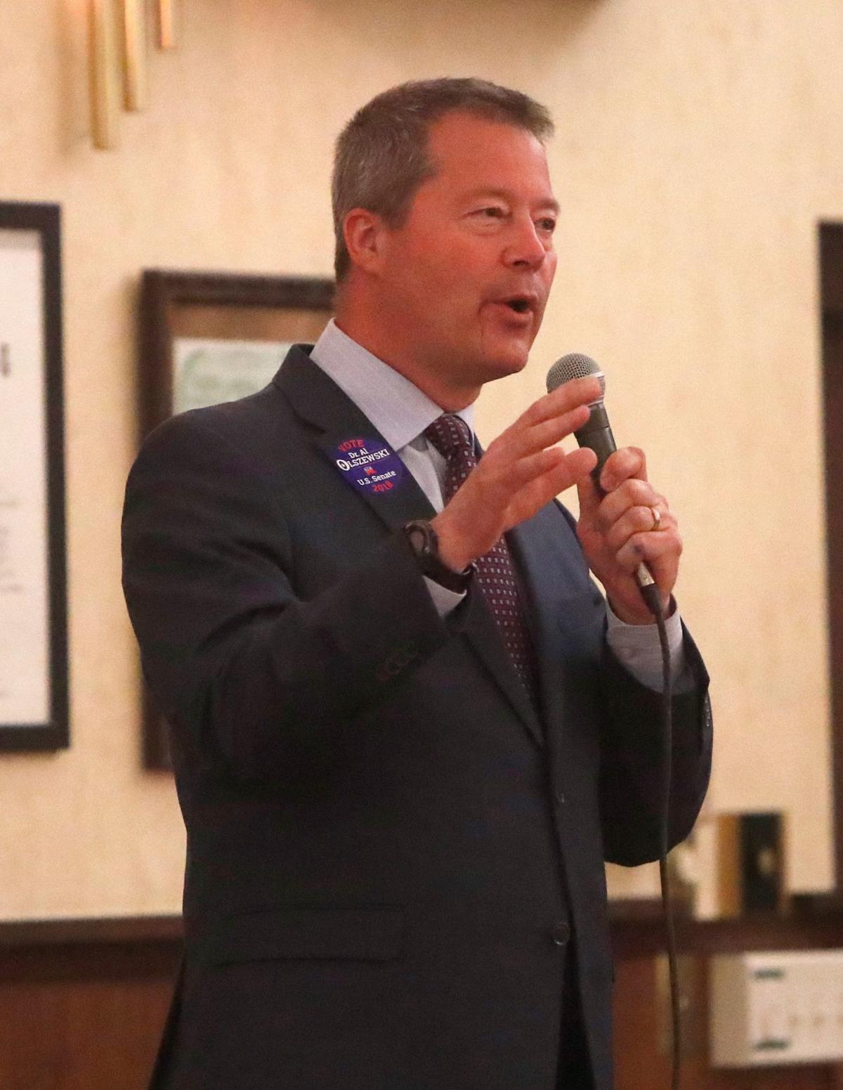 GOP Senate candidate forum