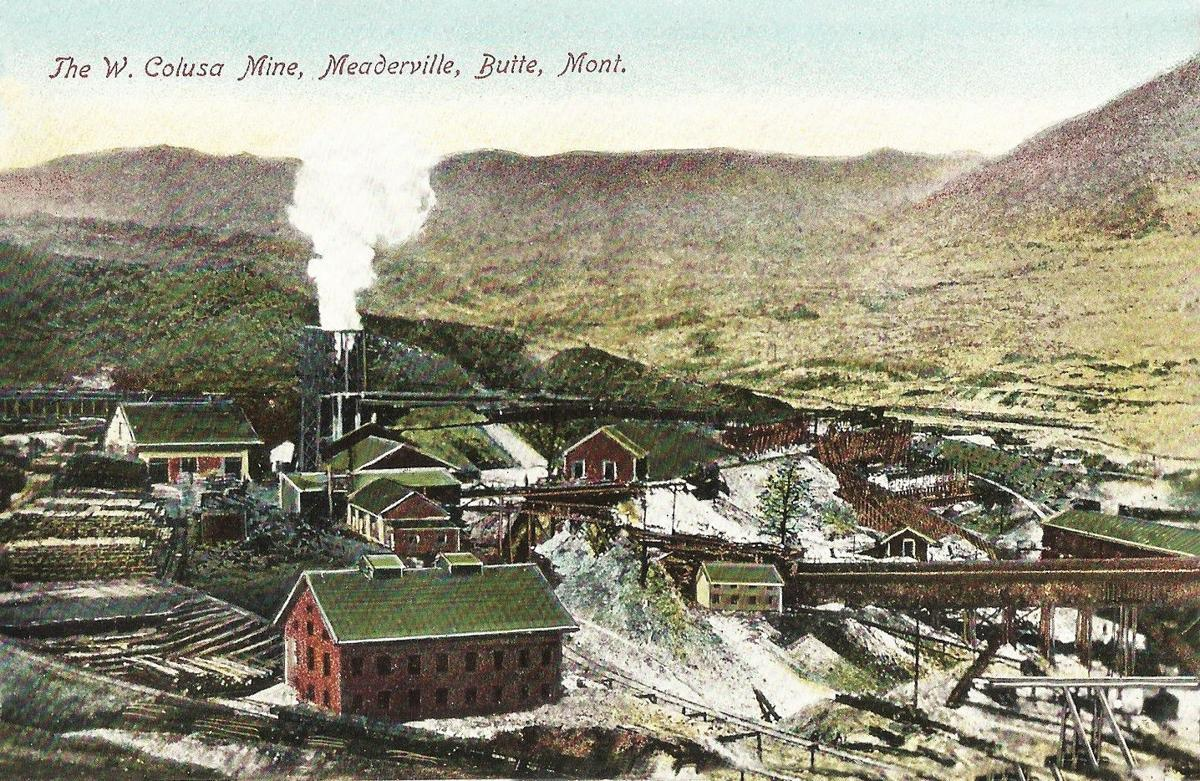 Even beyond the big disaster, 1917 was a deadly year in Butte mines