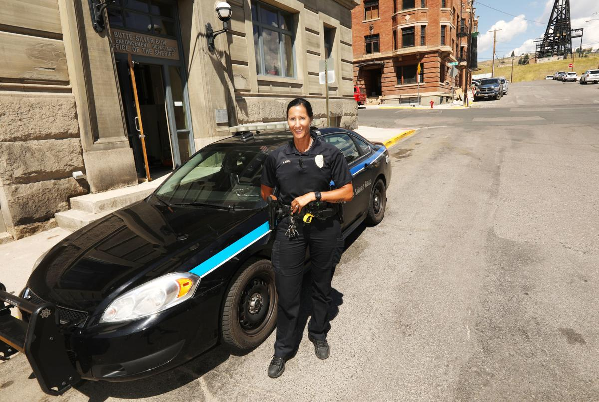 Butte Police Officer O'Dell