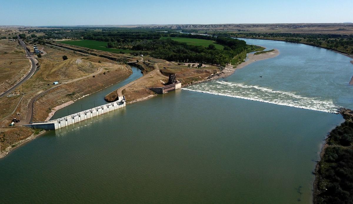 Intake Dam