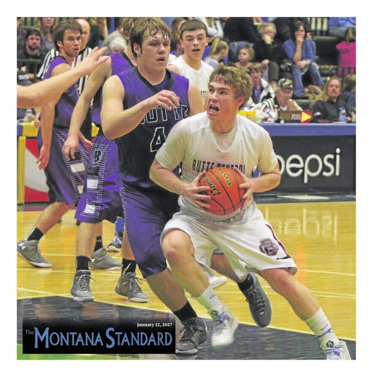 Butte High Butte Central Crosstown Rivalry