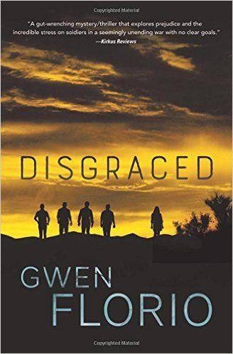 "Cover of Gwen Florio's book, ""Disgraced.''"