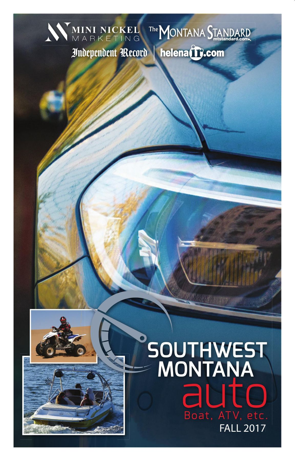 Southwest MT Auto Guide - Fall 2017