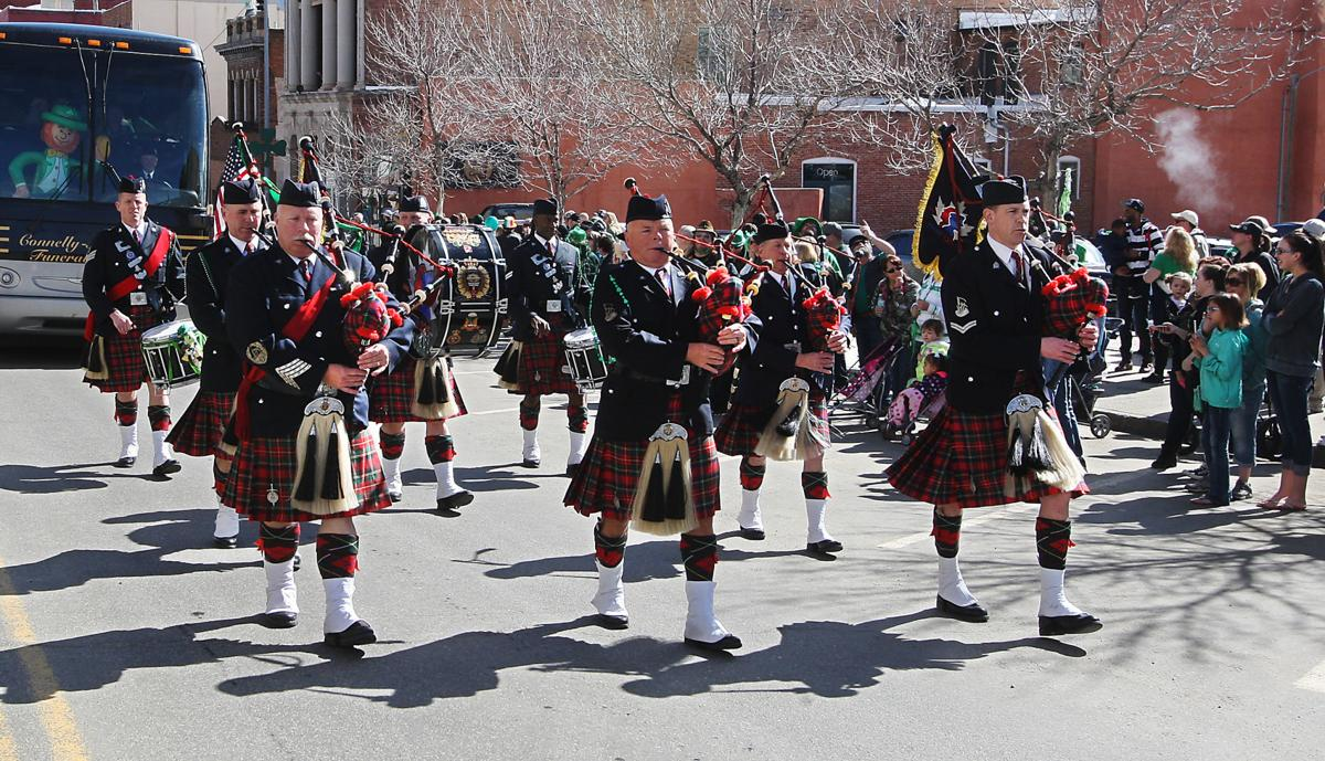 Police Pipes and Drums