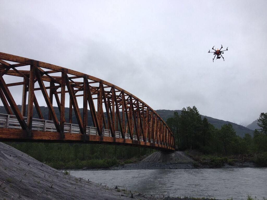 forest service drone