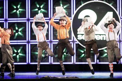 Dance company presents 'Survival'