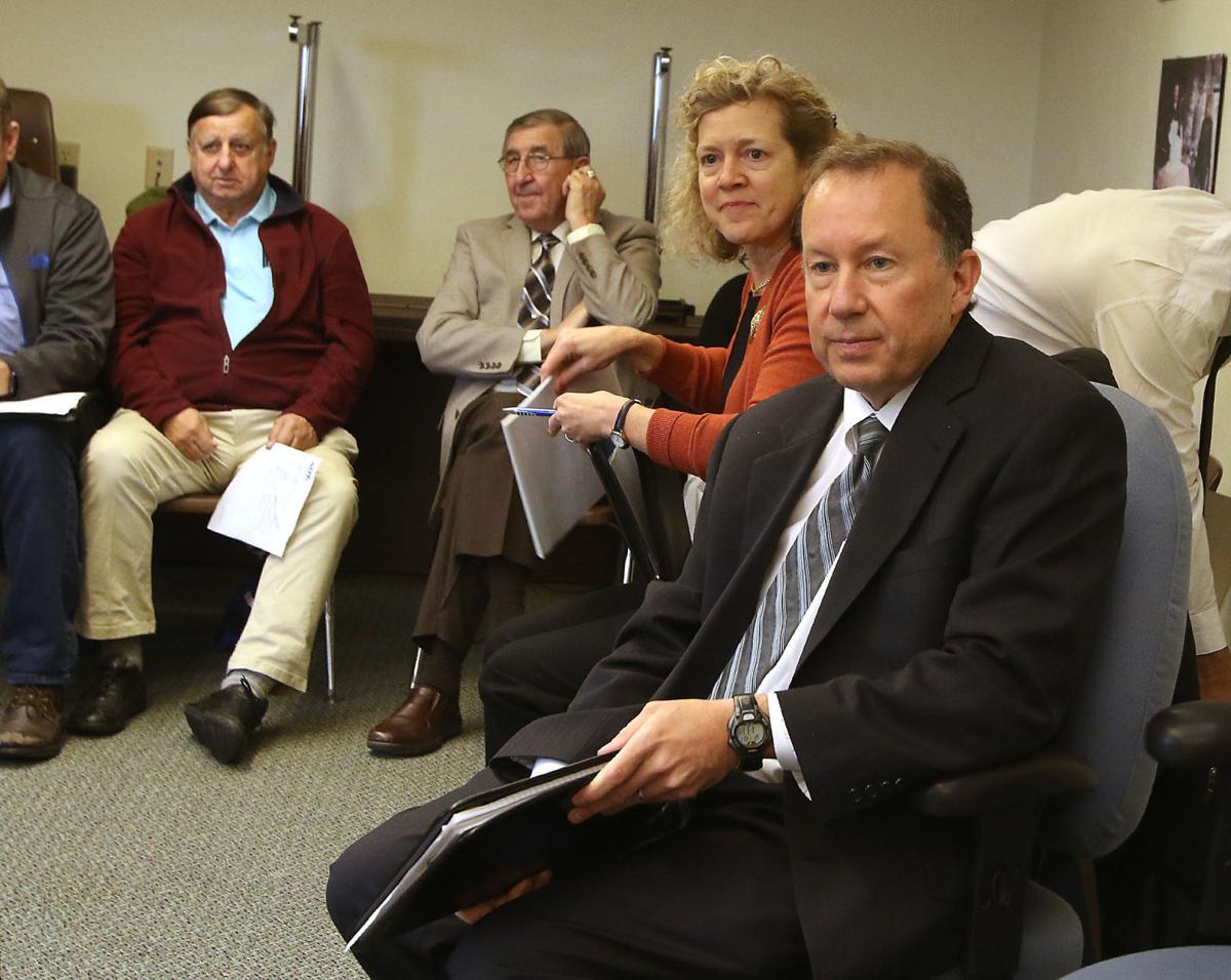 Doug Benevento Meeting