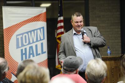 Sen. Jon Tester town hall