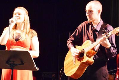 Sarah and Josh Snodgrass