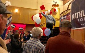 Democratic candidates rally again in Butte, encourage people to get out and vote