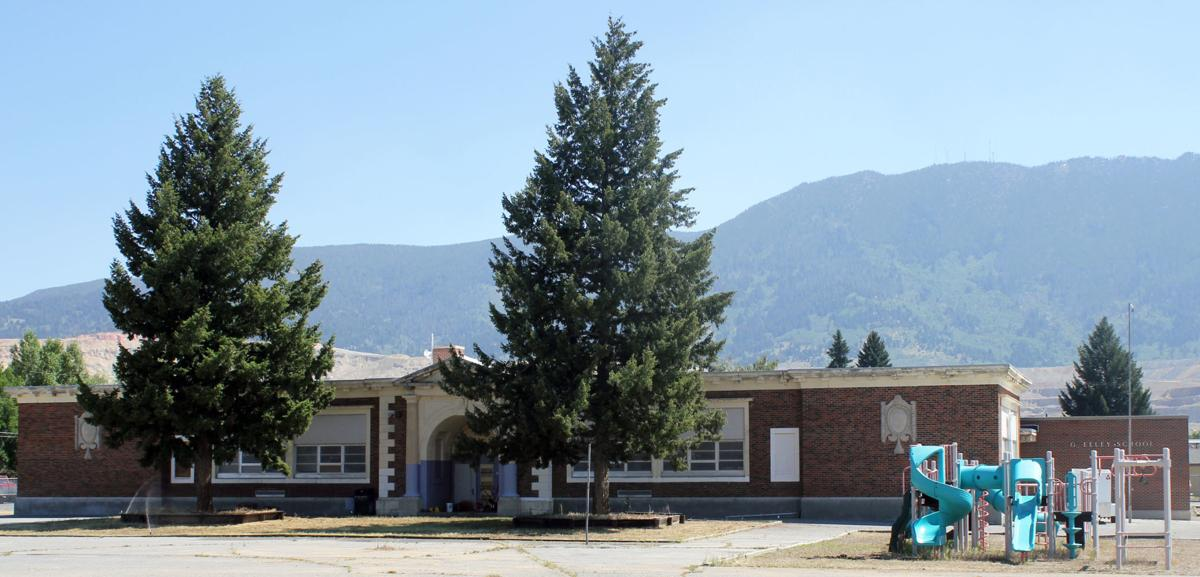 Old Greeley school