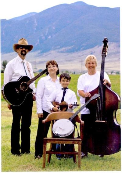 Mountain Bluegrass Gospel