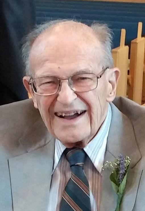 Raymond Leslie Tribelhorn
