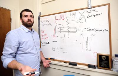 Tech hoods first PhD candidates