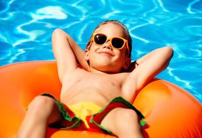 pool swimming stockimage