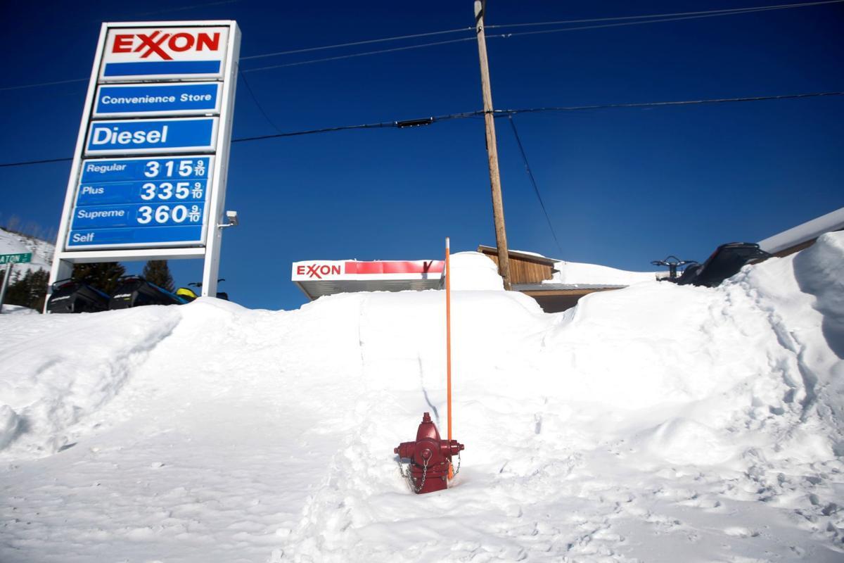 Cooke City Snowpack