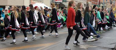 A Mining City tradition: Butte residents fill the streets for St. Patrick's Day celebrations