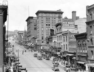 Mining City History: Mining gave immigrant O'Rourke his start