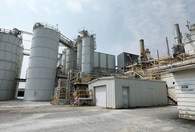 Imerys Talc America's milling operation in Three Forks