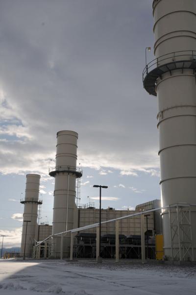 Dave Gates Generating Station