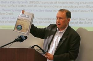 Atlantic Richfield, EPA ask judge to loosen gag order