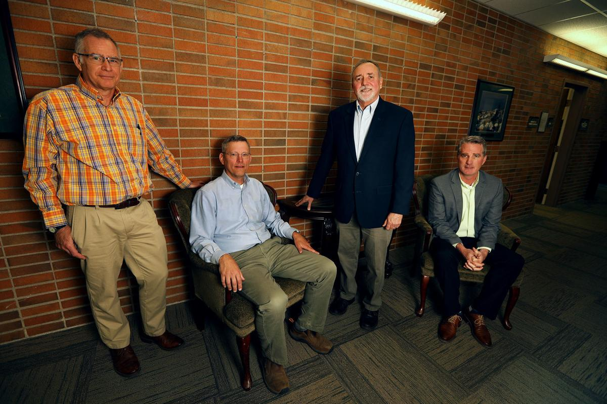 Montana Tech academic leadership team