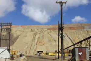 Atlantic Richfield nervous about dam failure; MR says safeguards in place