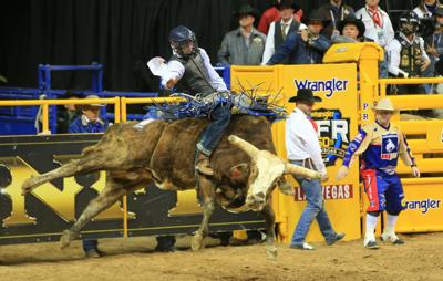 Chase Dougherty, NFR 2018