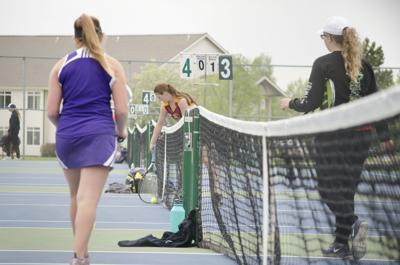 State B-C Tennis Girls