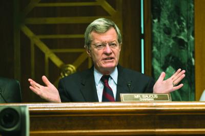 Baucus sees 'train wreck' for health-care law rollout