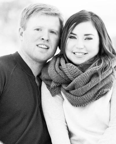 Matthew Pokorny and Katelyn Dean
