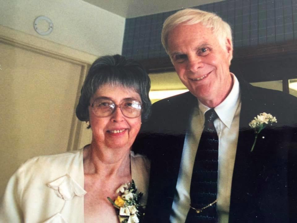 Sue Hart and Richard Wheeler