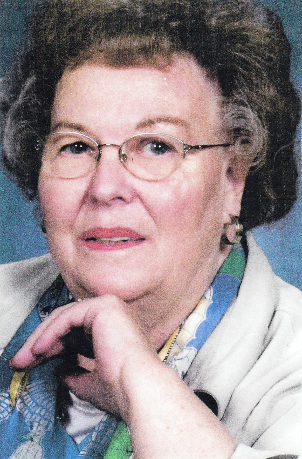 Helen Joan 'JoAn' Johnson