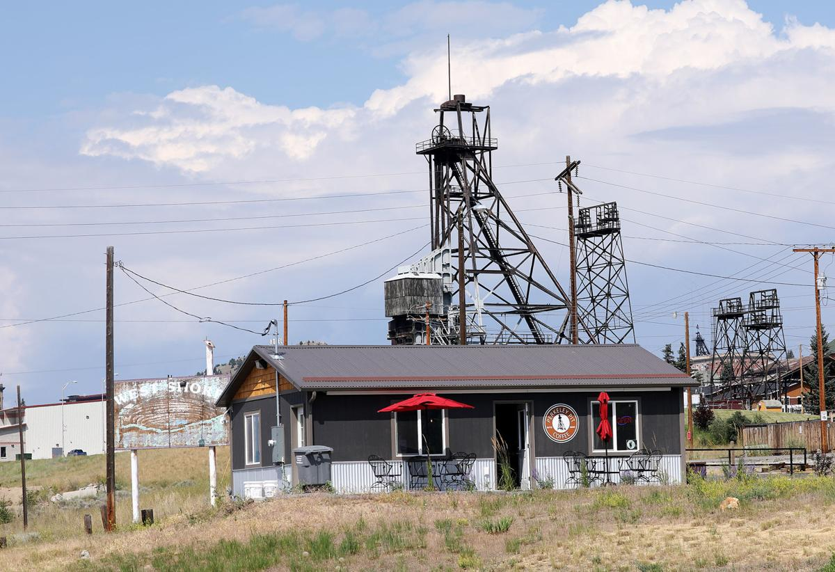 Perkeley Pit in Butte